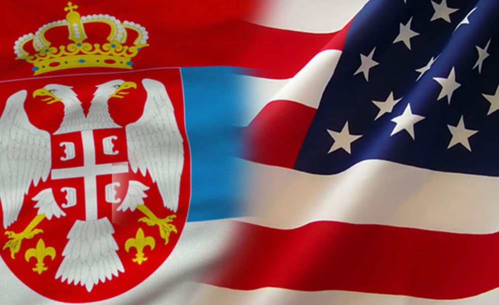 Video u čast 140 godina diplomatskih odnosa Srbije i SAD