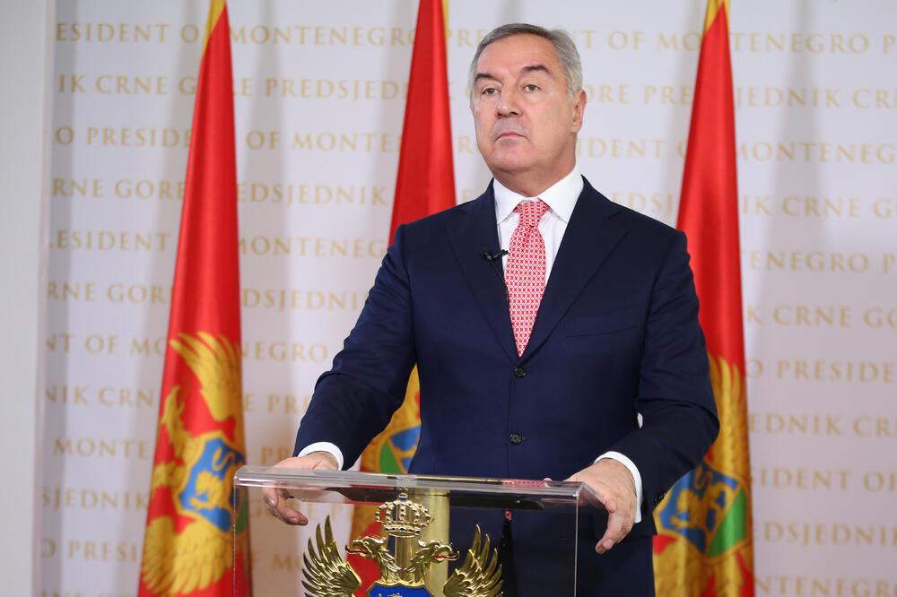 Crna Gora: Đukanović pozvao građane da se vakcinišu