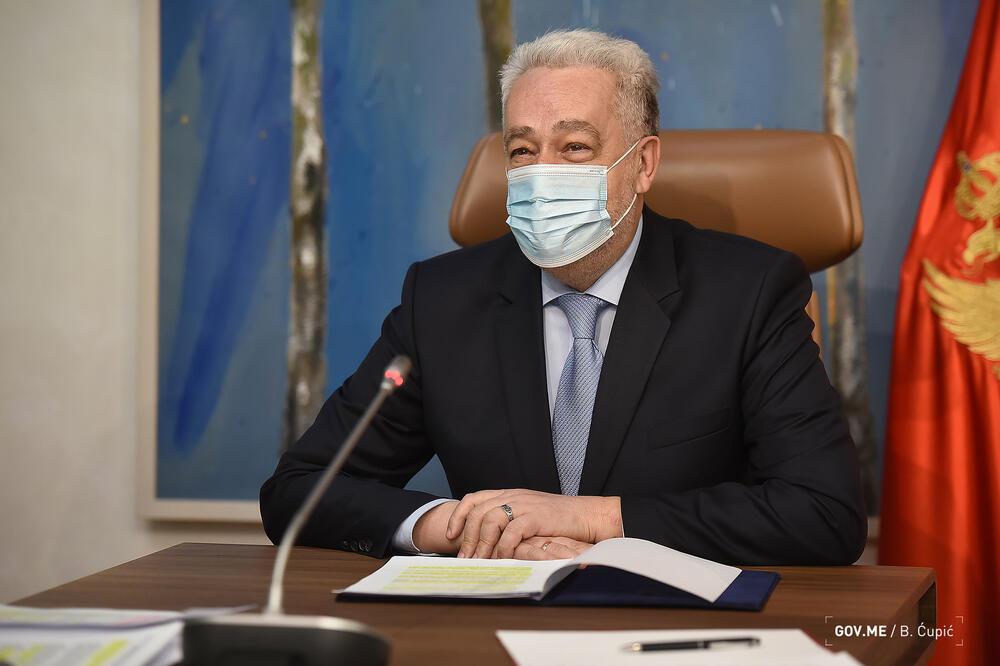Krivokapić i Lavrov razgovarali o ruskim vakcinama za Crnu Goru