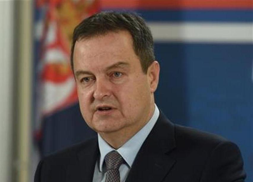 Dačić: SAD ne nedostaje gvozdena pesnica, EU neće tu ulogu