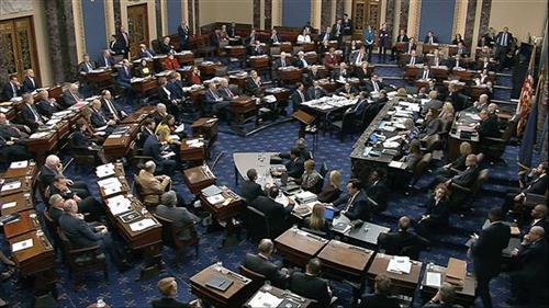 Senat usvojio pravila postupka za Trampov opoziv