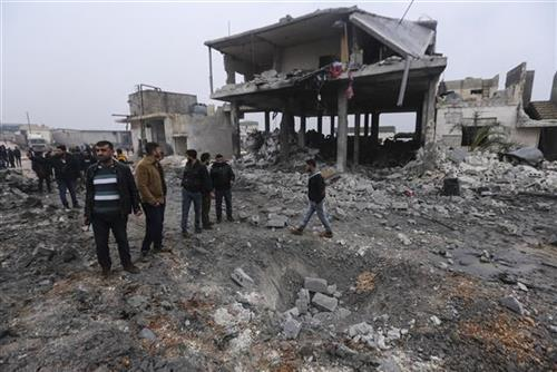 Novi napadi na Asadovu vojsku, 11 mrtvih
