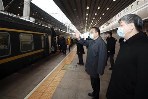 Podrška Kini iz celog sveta, i pesmom protiv koronavirusa