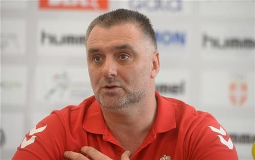 Peruničić podneo ostavku na mesto selektora Srbije