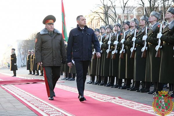 Vulin počeo dvodnevnu posetu Belorusiji
