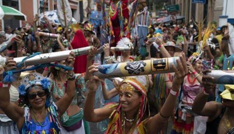 Počeo karneval u Riju