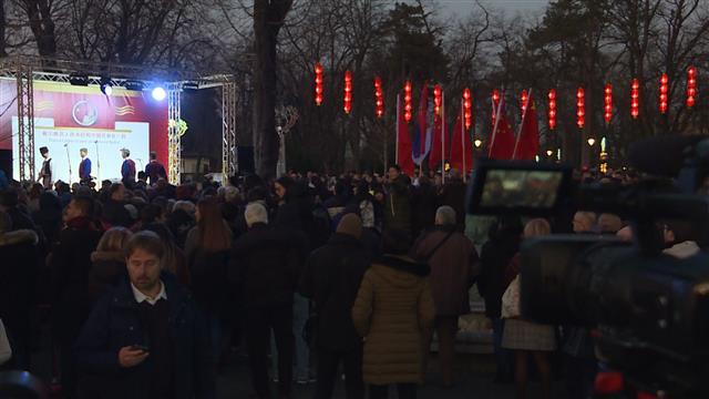 Čen Bo: Hvala srpskom narodu na snažnoj podršci