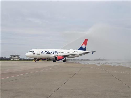 Avion Er Srbije danas leti za Beč po naše građane