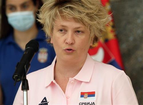 Maljković: Cilj je da kampanja za ženski sport nema kraj