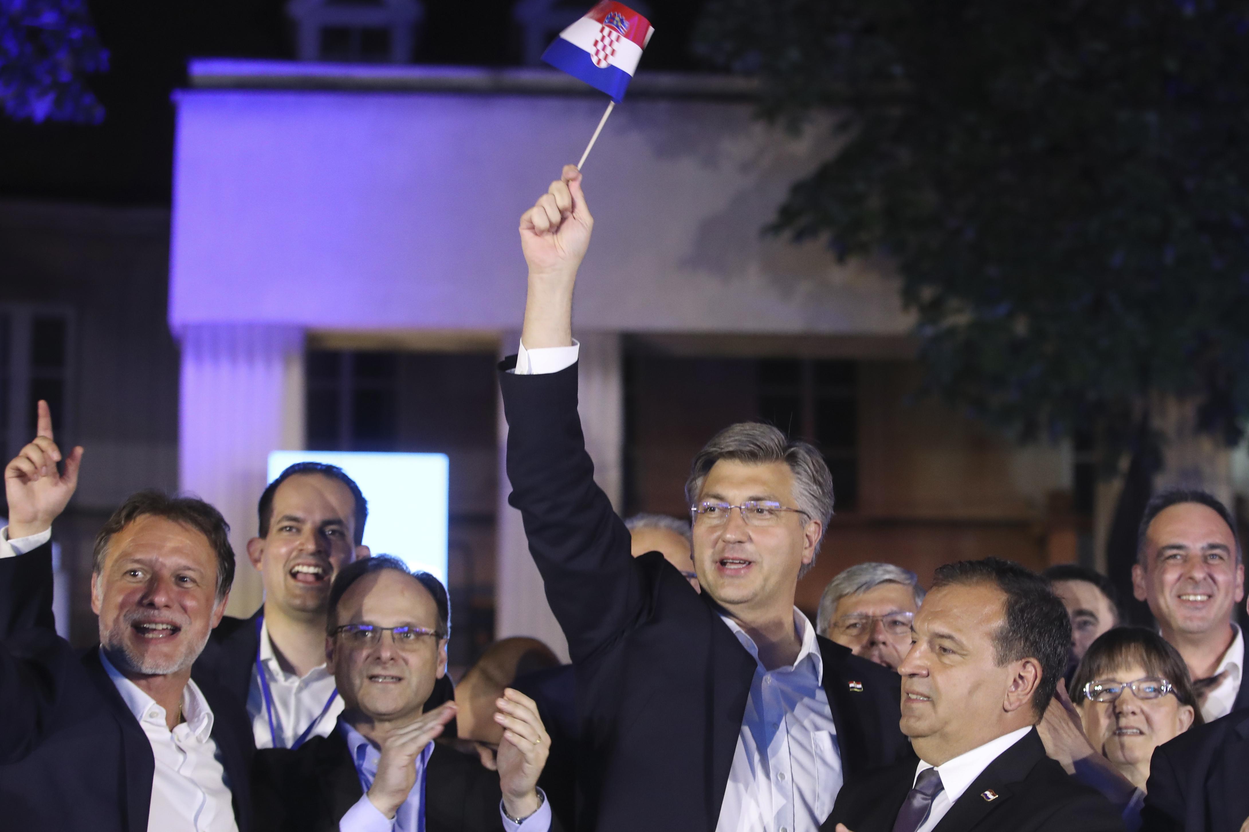 Izbori u Hrvatskoj: Ubedljiva pobeda HDZ-a, potop SDP-a