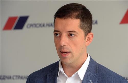 Đurić osudio zloupotrebe sahrane Amfilohija