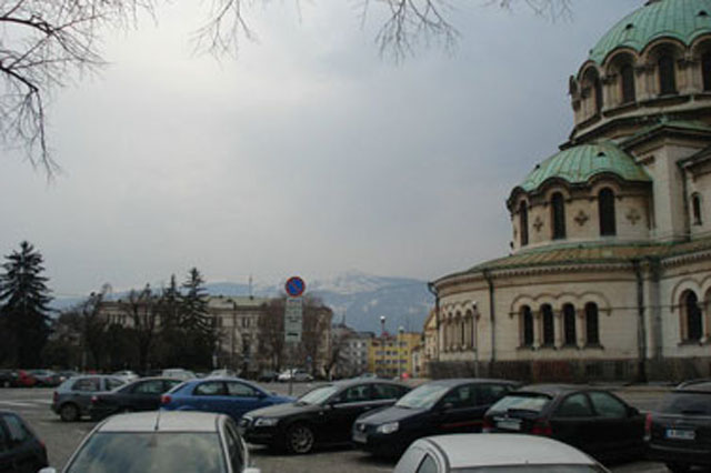U Sofiji tri glavne raskrsnice blokirane šatorima