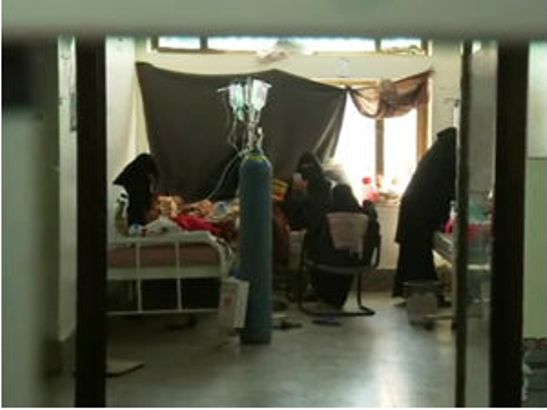 Humanitarna katastrofa u Jemenu