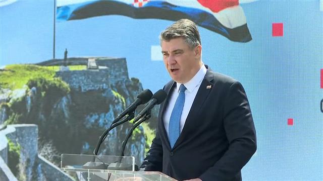 Milanović: Odnosi Hrvata i Srba ključni
