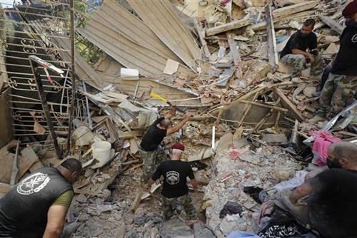 Pomoć Bejrutu stiže iz celog sveta