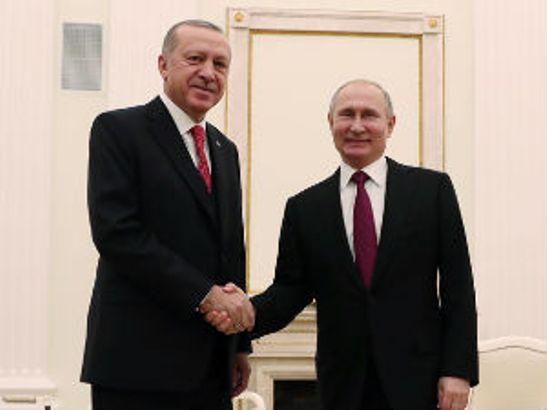 Putin: Odnosi Rusije i Turske sve bolji