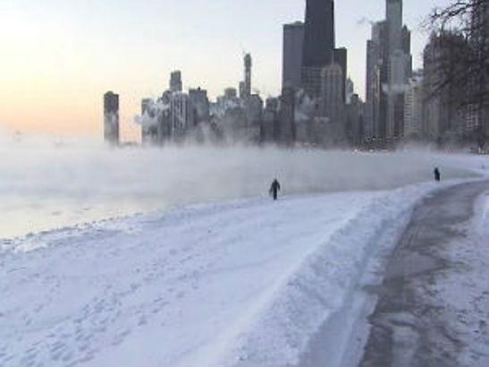 Čikago u defanzivi pred ledenim talasom