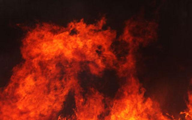 Požar u bolnici