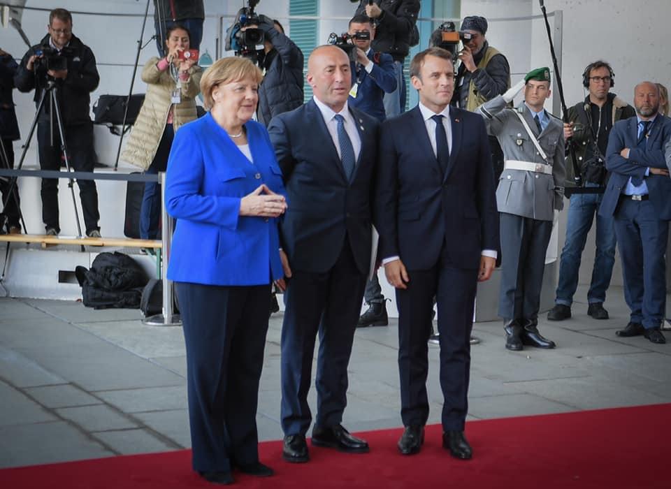 Haradinaj: Priznanje, pa sve ostalo,hvala Nemačkoj