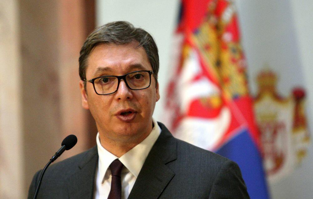 Vučić na Samitu u Budimpešti