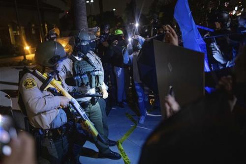Ubijen Afroamerikanac u Los Anđelesu