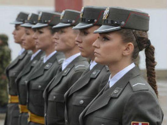 Raste zainteresovanost žena za upis u vojne škole
