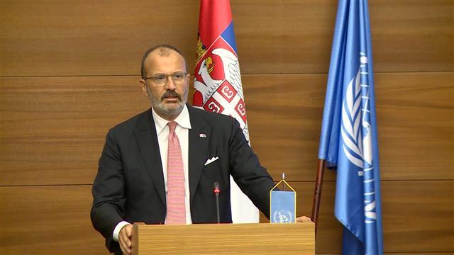 UN multilateralni teren za rešavanje međunarodnih pitanja
