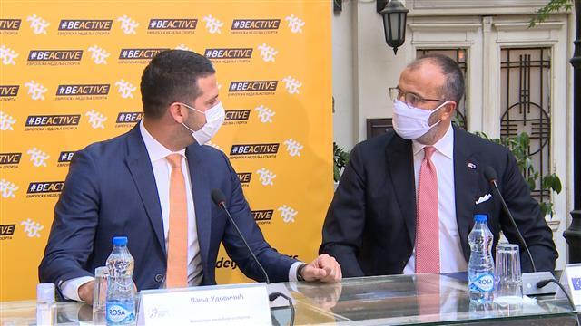 OKS, Udovičić i Fabrici najavili Evropsku nedelju sporta