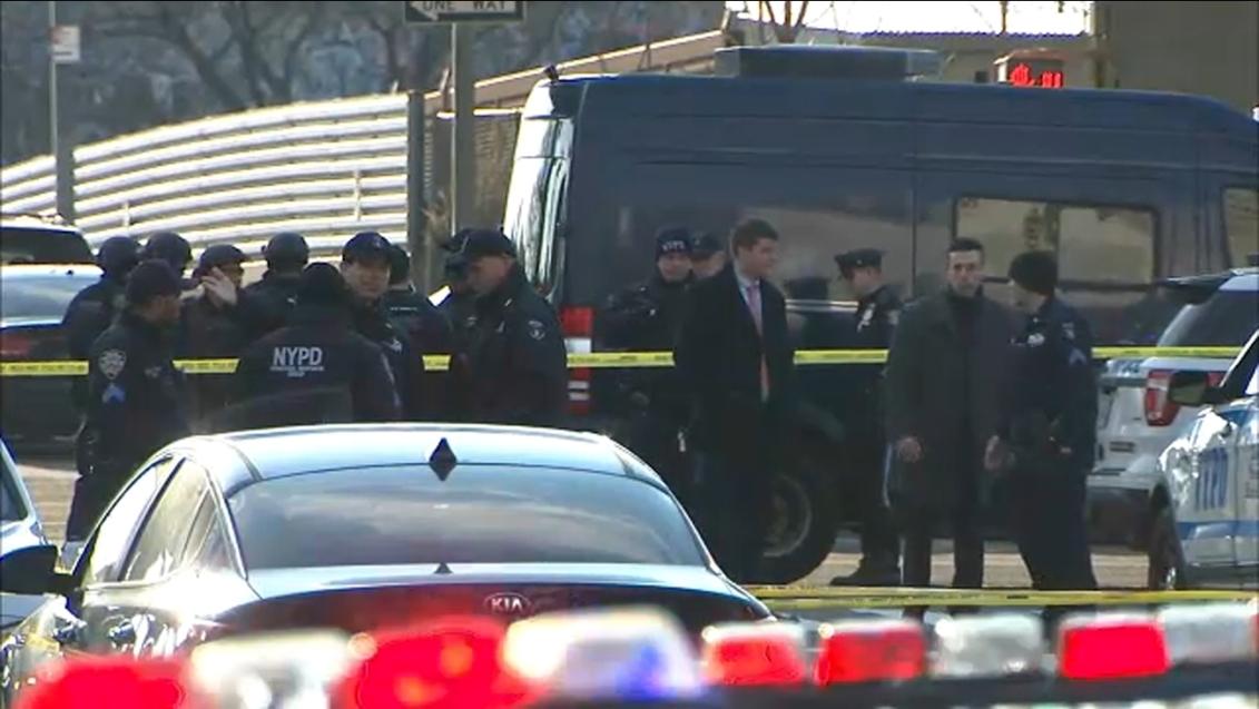 Pucnjava u Njujorku - na meti policija