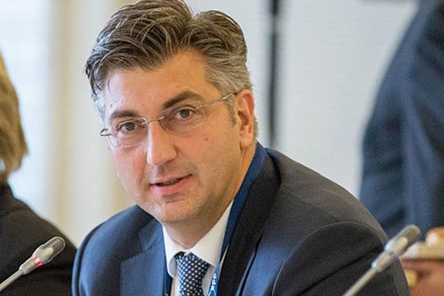 Plenković u UN: Potrebna revizija Dejtonskog sporazuma