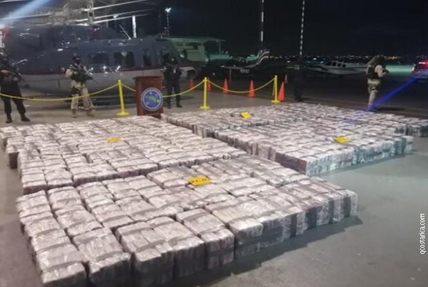 Najveća plenidba droge u istoriji Kostarike