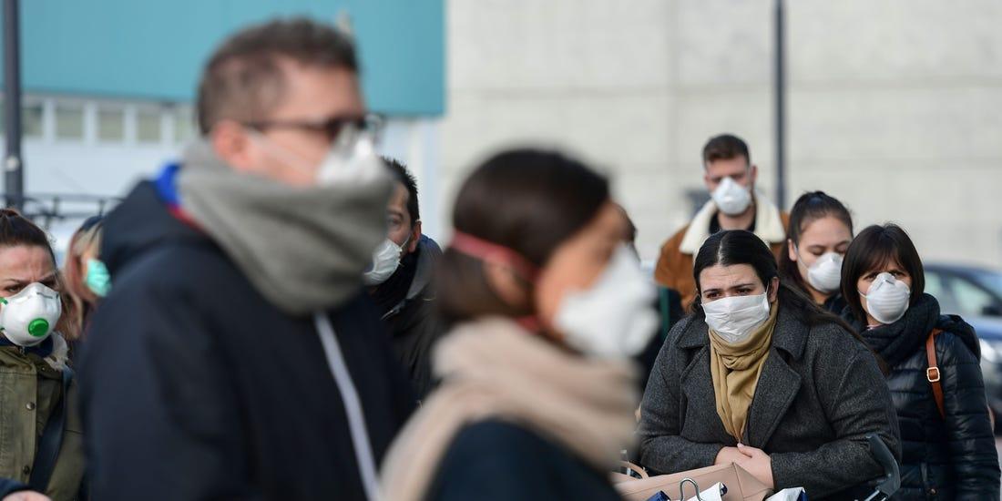 Crni bilans u Italiji: Od koronavirusa za 24 sata umrlo 196 ljudi