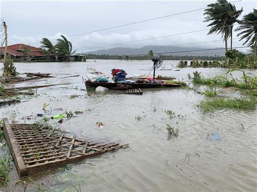 Filipini na udaru tajfuna