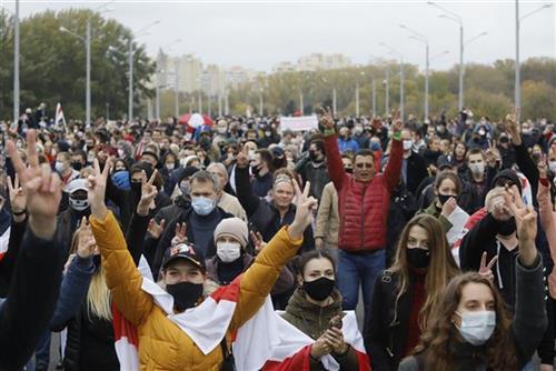 Policija hapsi studente u Minsku