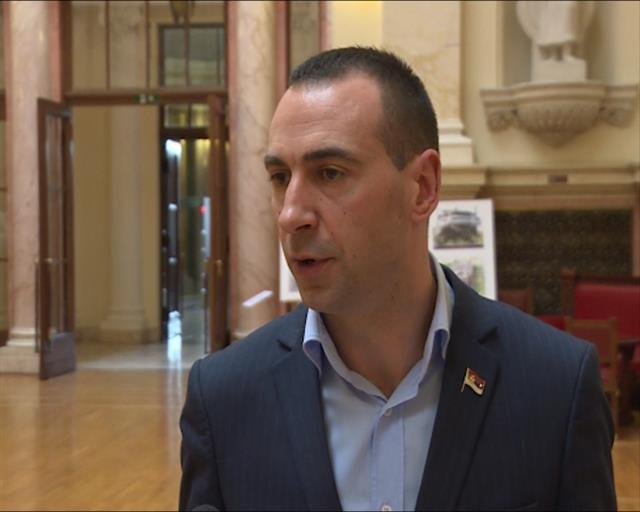 Marković predsednik Odbora za odbranu i unutrašnje poslove
