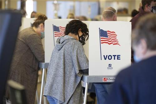 Na izborima u SAD do sada glasalo preko 90 miliona birača