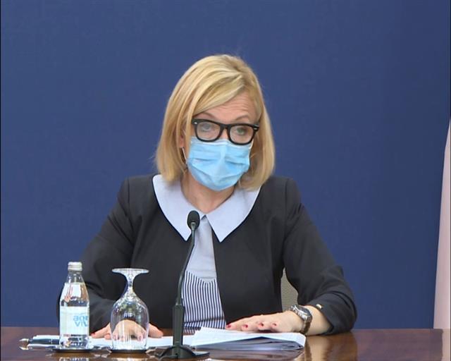 Jovanović: Spremamo se kao da će vakcina biti dostupna sutra