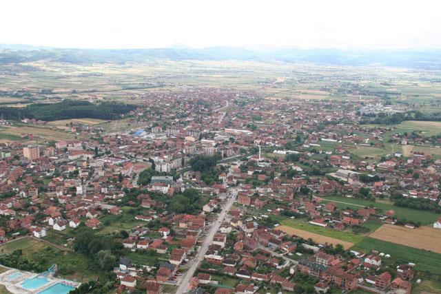 Albanci upali u Kopnenu zonu bezbednosti, sekli šumu