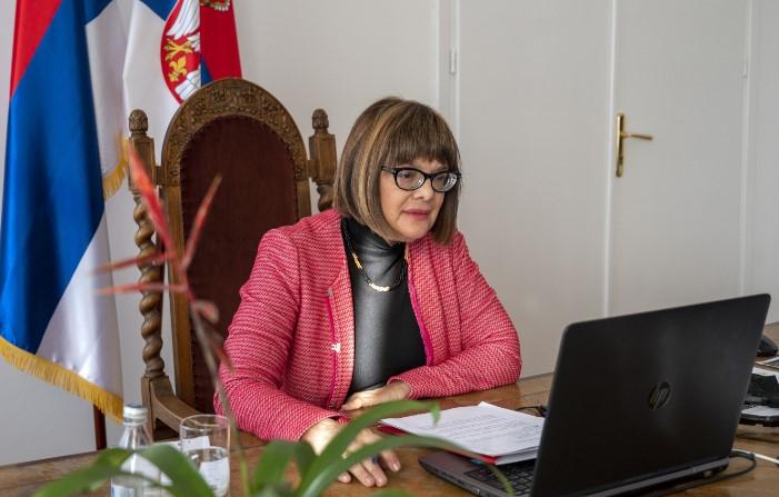 Gojković: Srbija veoma posvećena regionalnoj saradnji