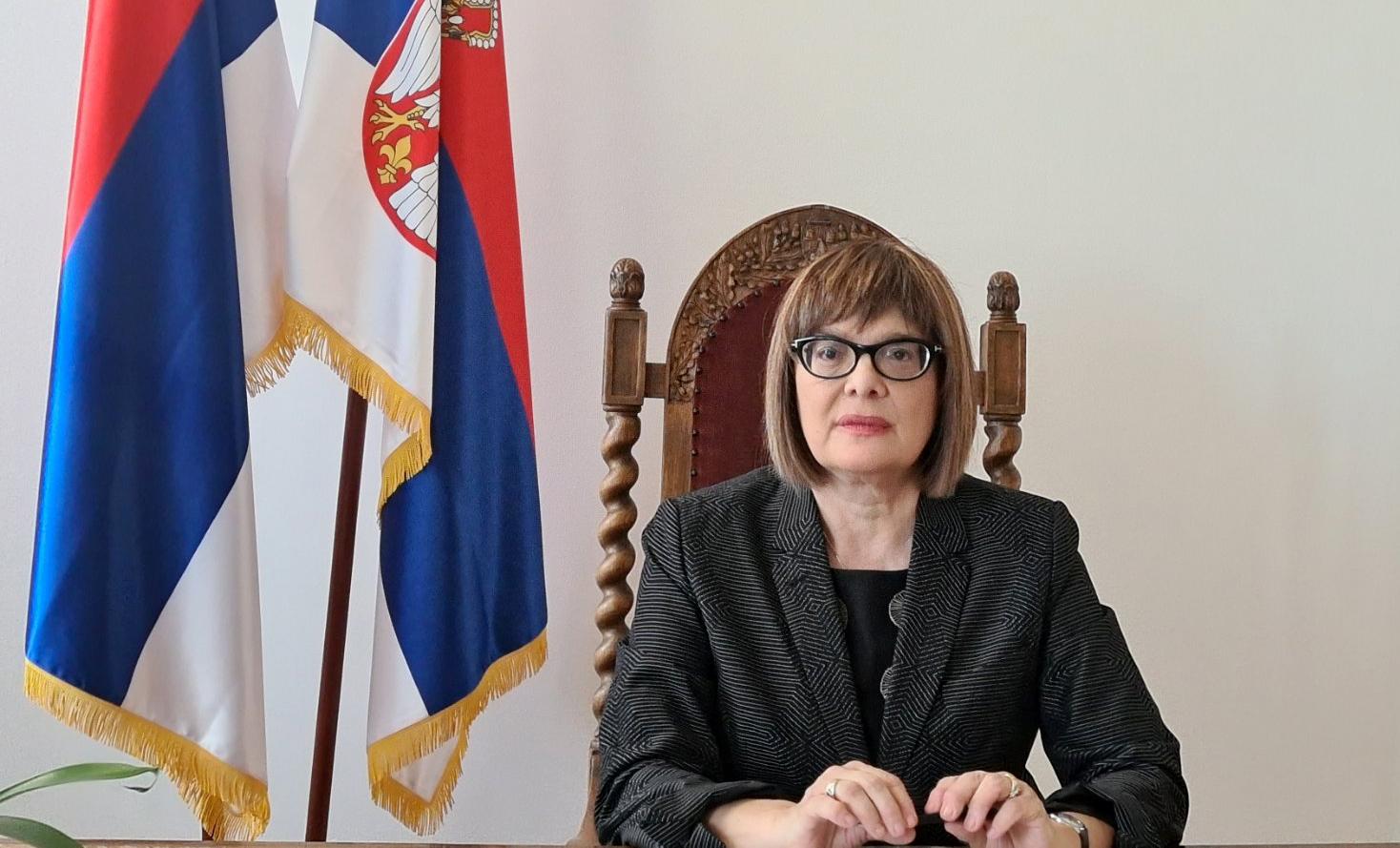 Gojković: Kolarac da bude ustanova od izuzetnog značaja