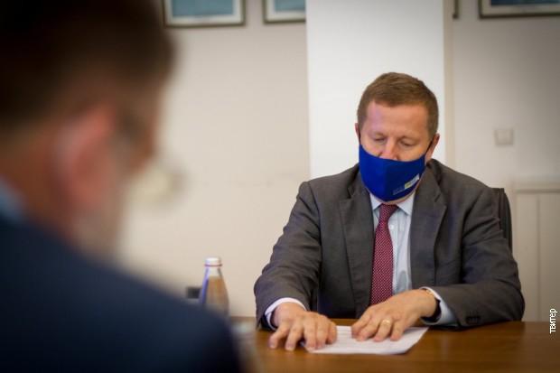 Šef Kancelarije EU u Prištini smatra pozitivnim što Kurti dijalog svrstava kao četvrti prioritet