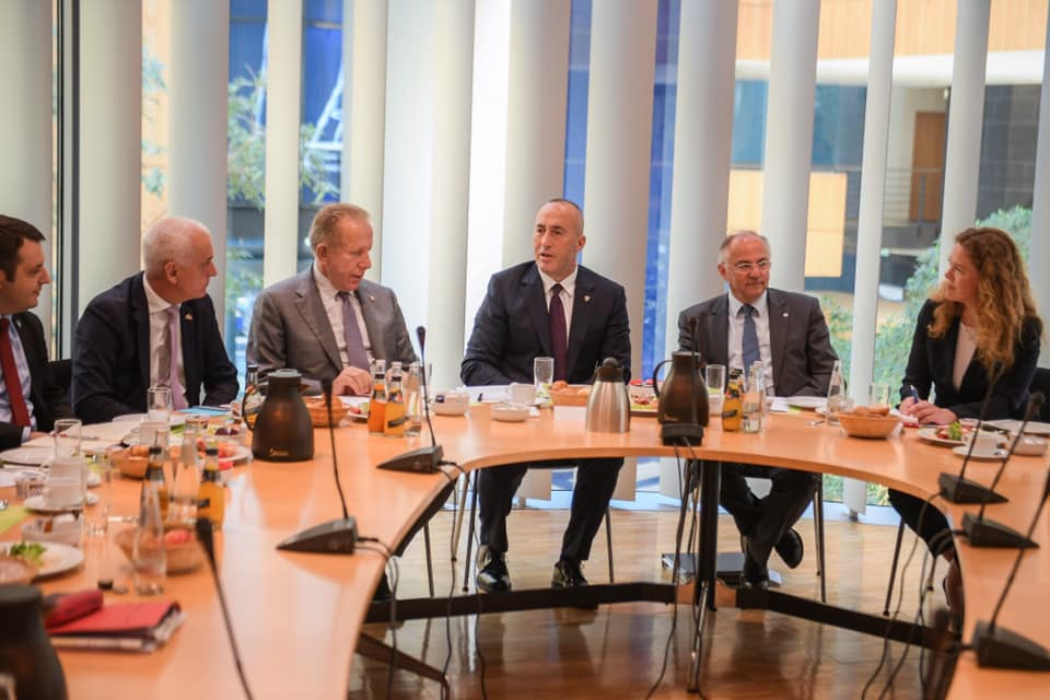Haradinaj ne odustaje,priznanje tzv.Kosova u postojećim granicama