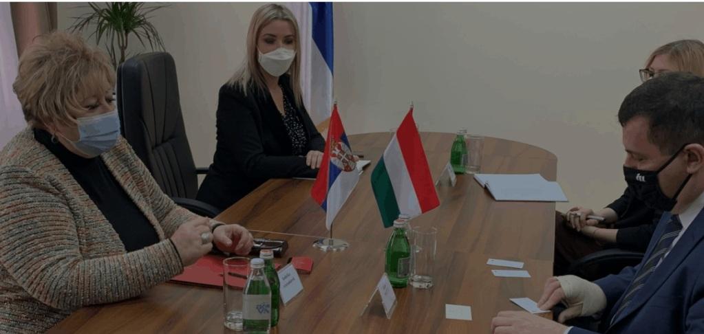 Privredna saradnja Srbije i Mađarske na visokom nivou