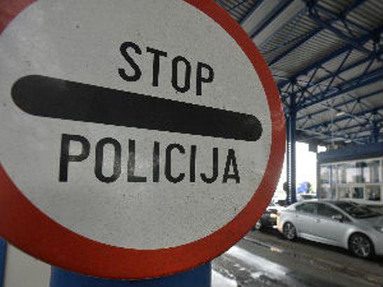 Uhapšen državljanin Srbije na graničnom prelazu Tabanovce