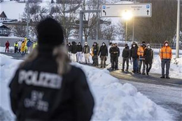 Gužve na česko-nemačkoj granici zbog novih mera