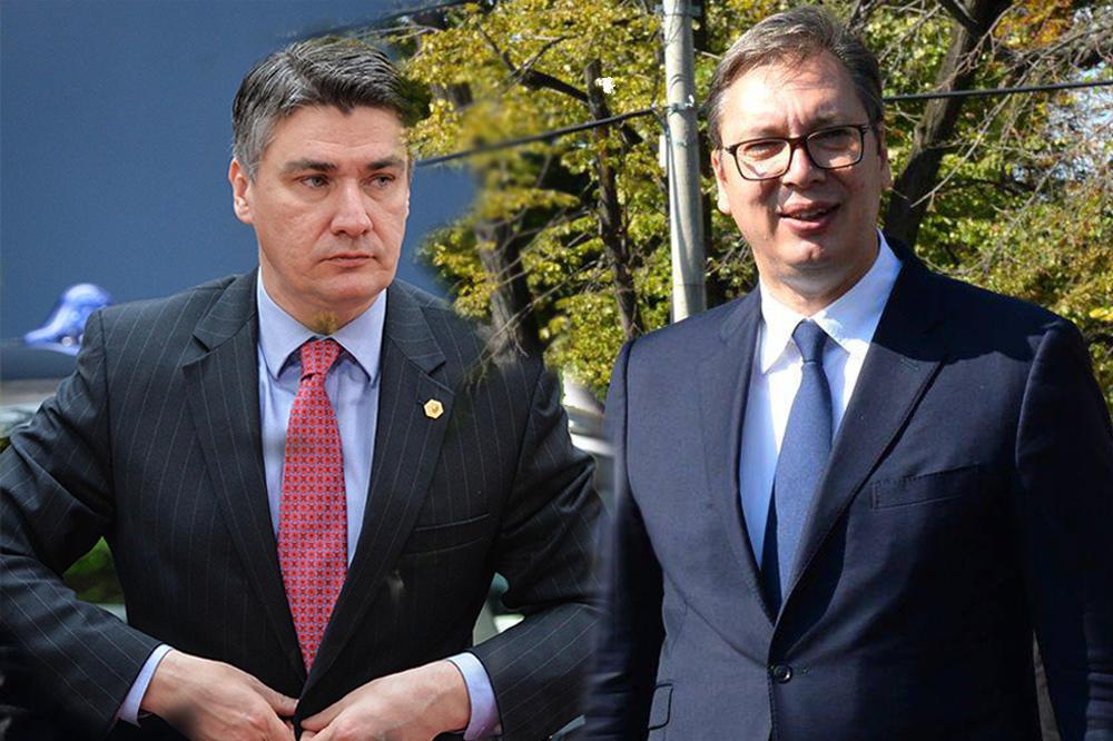 Večernji list: Vučić i Milanović sastaju se na samitu Brdo-Brioni?