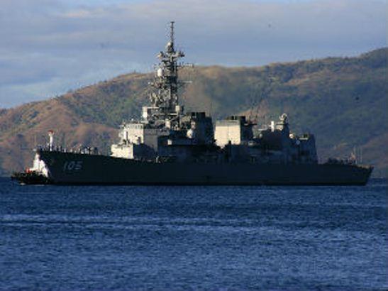 Američki brod u Tajvanskom moreuzu