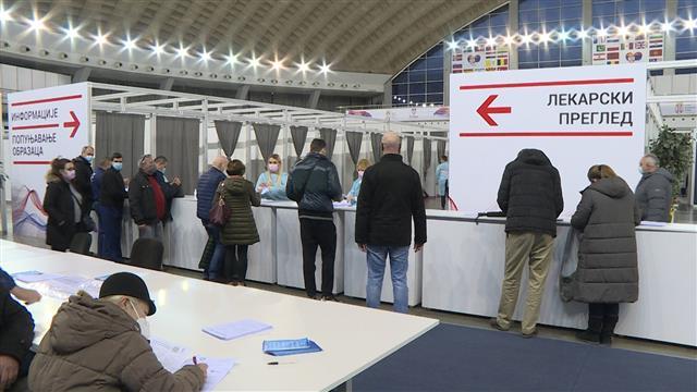 U Srbiji dato 3.041.740 doza vakcina, 1.220.993 revakcinacije