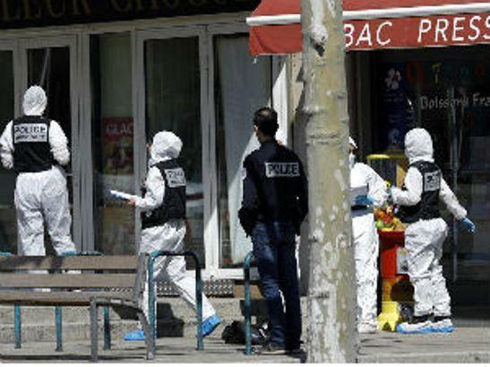 Napad u Francuskoj istražuje se kao teroristički incident