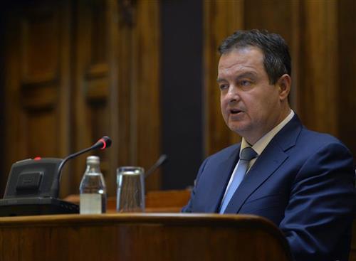 Dačić: Iz Grčke uveravanja da neće priznati nezavisnost Kosova